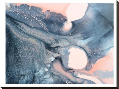 Grey Water-Deb McNaughton-Stretched Canvas Print