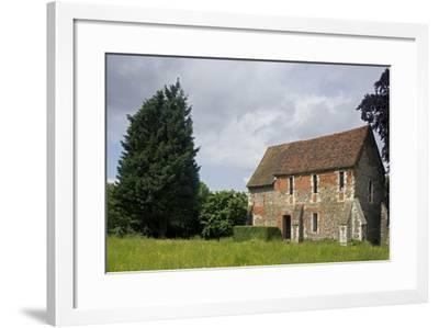 Greyfriars--Framed Photographic Print