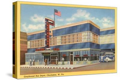 Greyhound Bus Depot, Charleston, West Virginia