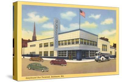 Greyhound Bus Terminal, Baltimore