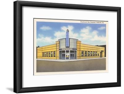 Greyhound Bus Terminal, Paducah