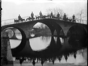 Greyhounds on a Bridge