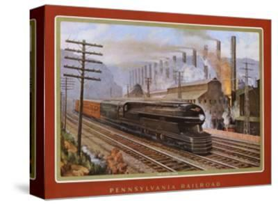 Pennsylvania Railroad, the Steel King
