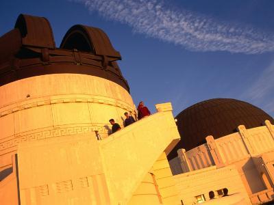Griffith Observatory & Planetarium, Los Angeles, USA-Rick Gerharter-Photographic Print