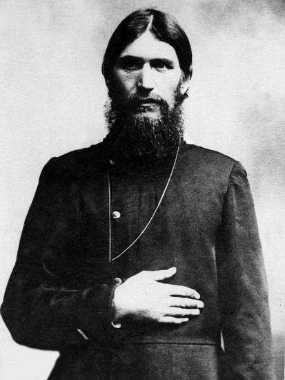 Grigori Yefimovich Rasputin, 1910s--Giclee Print