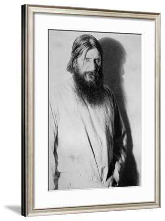 Grigory Yefimovich Rasputin--Framed Photographic Print