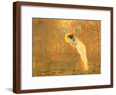 Grimshaw Iris-Auguste Rodin-Framed Giclee Print