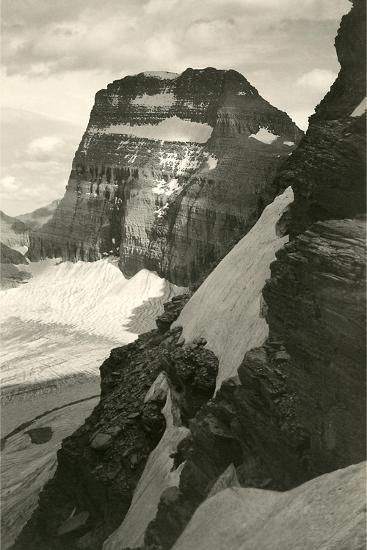 Grinell Glacier--Art Print