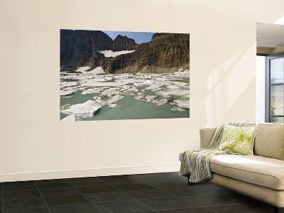 Grinnell Glacier-Douglas Steakley-Wall Mural