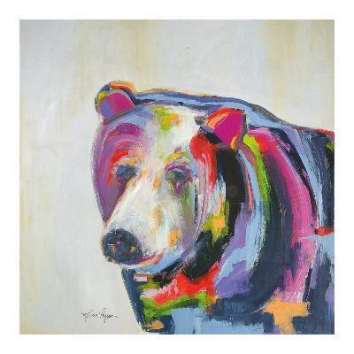 Grizzly Bear-Melissa Lyons-Art Print