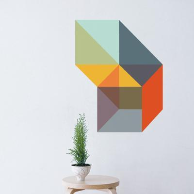 Gropius Wall Decal--Wall Decal
