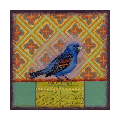 Grosbeak-Rachel Paxton-Giclee Print