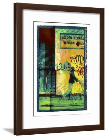Grossery Chill no. 3-Pascal Normand-Framed Art Print