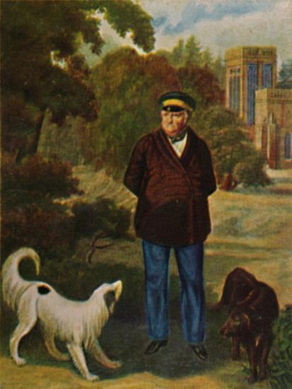 'Großherzog Karl August von Sachsen=Weimar 1757-1828', 1934-Unknown-Giclee Print