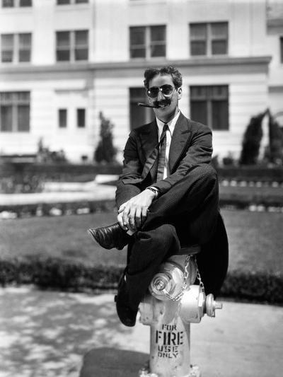 Groucho Marx--Photographic Print