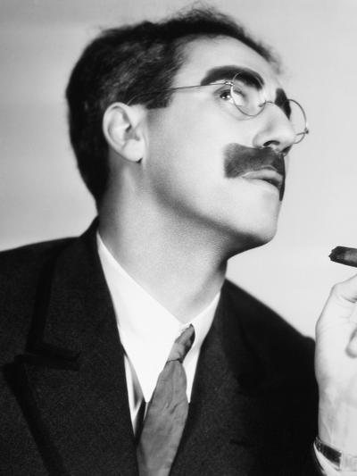 Groucho Marx--Photographic Print