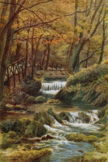 Groudle Glen, I of Man-Alfred Robert Quinton-Giclee Print
