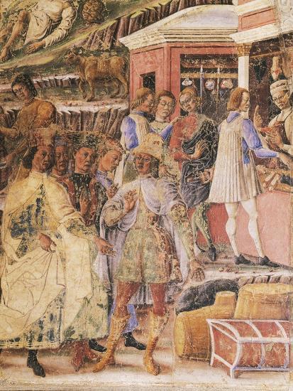 Group of Merchants--Giclee Print