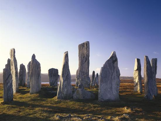 GrovŸbritannien, Schottland-Thonig-Photographic Print