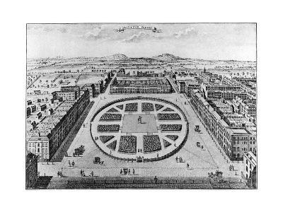 Grovenor Square, London, 18th Century--Giclee Print
