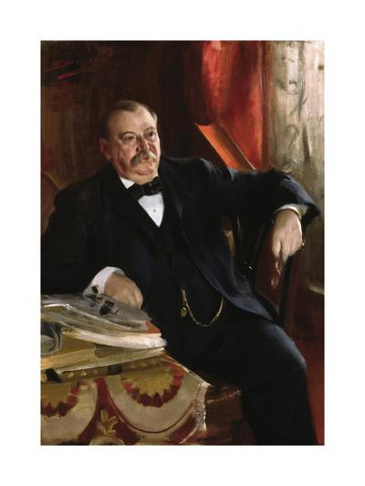 Grover Cleveland-Anders Zorn-Premium Giclee Print