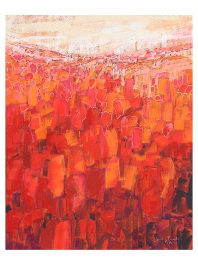 Groves V--Art Print