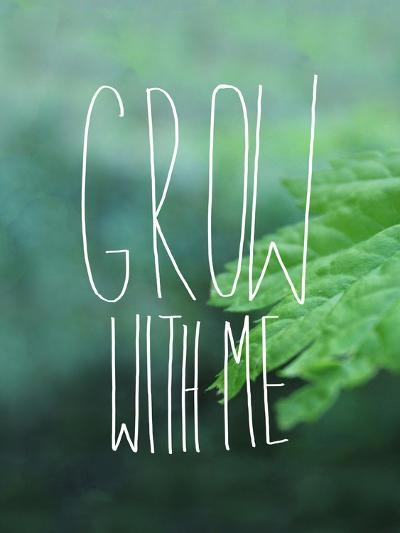 Grow with Me-Leah Flores-Giclee Print