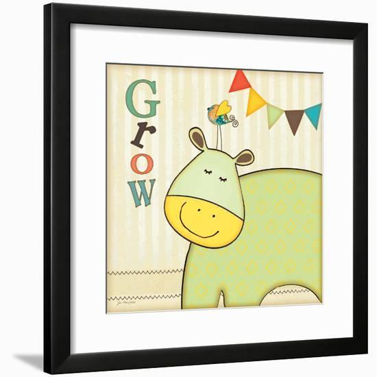 Grow-Jo Moulton-Framed Premium Giclee Print