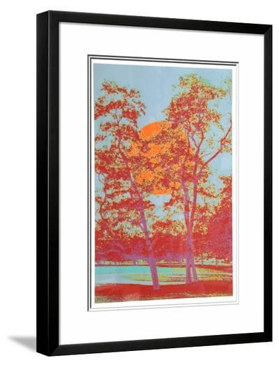 Growing Tall-Max Epstein-Limited Edition Framed Print