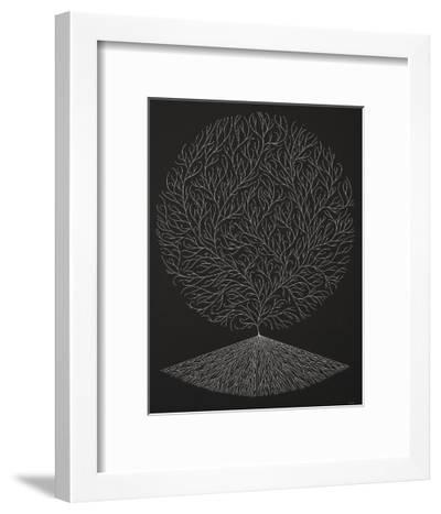 Growing-Mark Warren Jacques-Framed Art Print