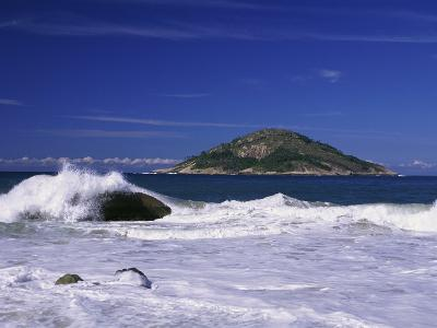 Grumari Beach, Rio de Janeiro, Brazil--Photographic Print