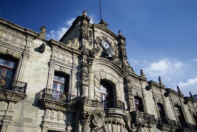 Guadalajara's Palacio De Gobierno-Danny Lehman-Photographic Print