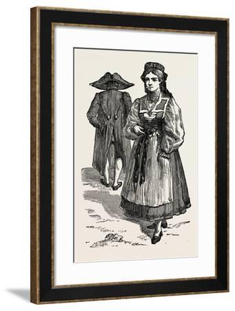 Guadama, the Last Budha--Framed Giclee Print