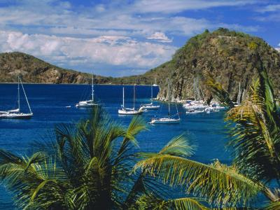 Guadeloupe, French Antilles, Caribbean, West Indies-Sylvain Grandadam-Photographic Print