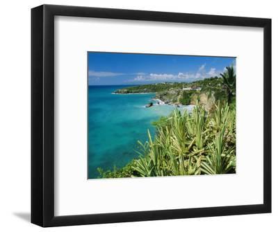 Guadeloupe, French Antilles, West Indies, Caribbean-J P De Manne-Framed Photographic Print