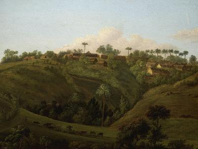 Guadeloupe, West Indies, Late 18th Century-Jenny Prinssay-Giclee Print