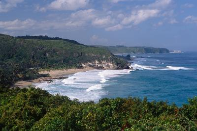 Guajataca Beach, Isabela, Puerto Rico-George Oze-Photographic Print