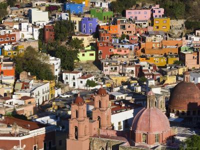 Guanajuato, Guanajuato State, Mexico-Peter Adams-Photographic Print