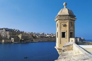 Guard Post, Senglea Fortifications, Valletta, Malta