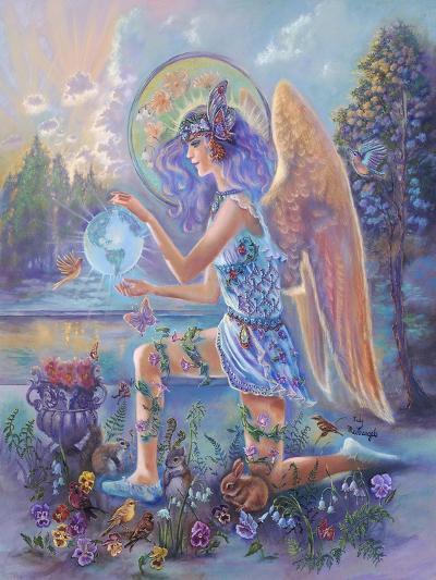 Guardian Angel of the World-Judy Mastrangelo-Giclee Print