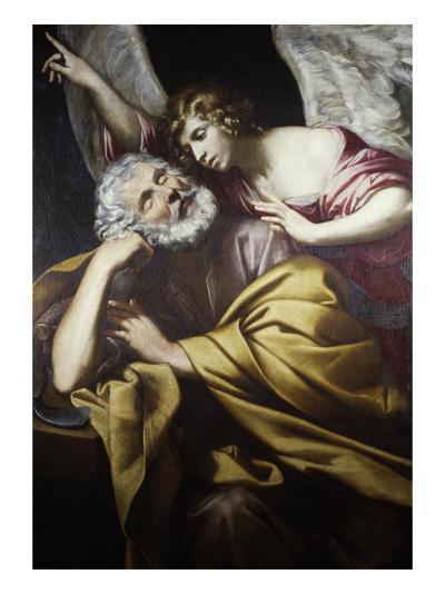 Guardian Angel--Giclee Print