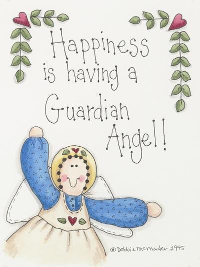 Guardian Angel-Debbie McMaster-Giclee Print