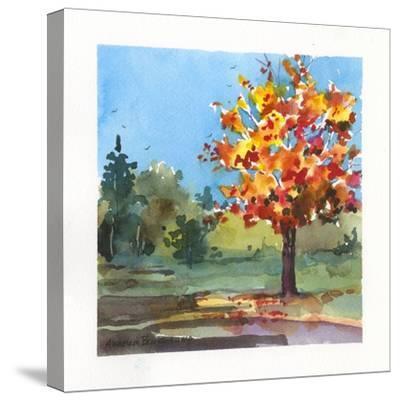 Guardian-Annelein Beukenkamp-Stretched Canvas Print