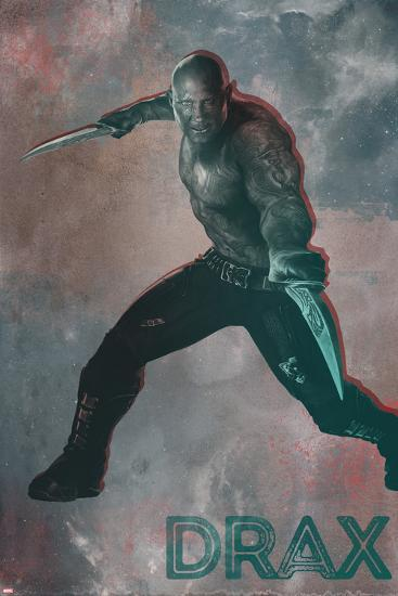 Guardians of the Galaxy: Vol. 2 - Drax the Destroyer--Art Print