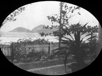 Guaruja, Sao Paulo, Brazil, Late 19th or Early 20th Century--Photographic Print