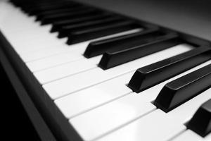 Piano Keyboard by Gudella