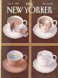 The New Yorker Cover - March 22, 1993-Gürbüz Dogan Eksioglu-Premium Giclee Print