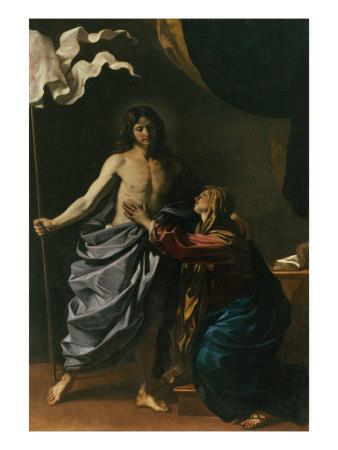 Christ Risen Appears to His Mother, 1629