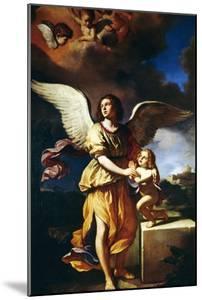 Guardian Angel, 1641 by Guercino