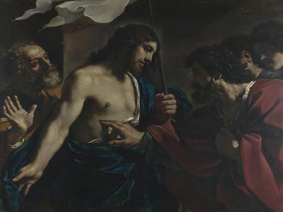 The Incredulity of Saint Thomas, 1621